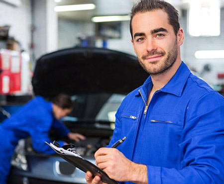 Naprawa samochodów